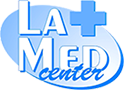 La Med Center Logo